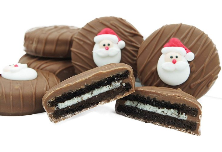 Milk Chocolate Covered OREO Cookies