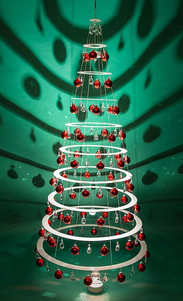 Modern Circles Alternative Christmas Tree