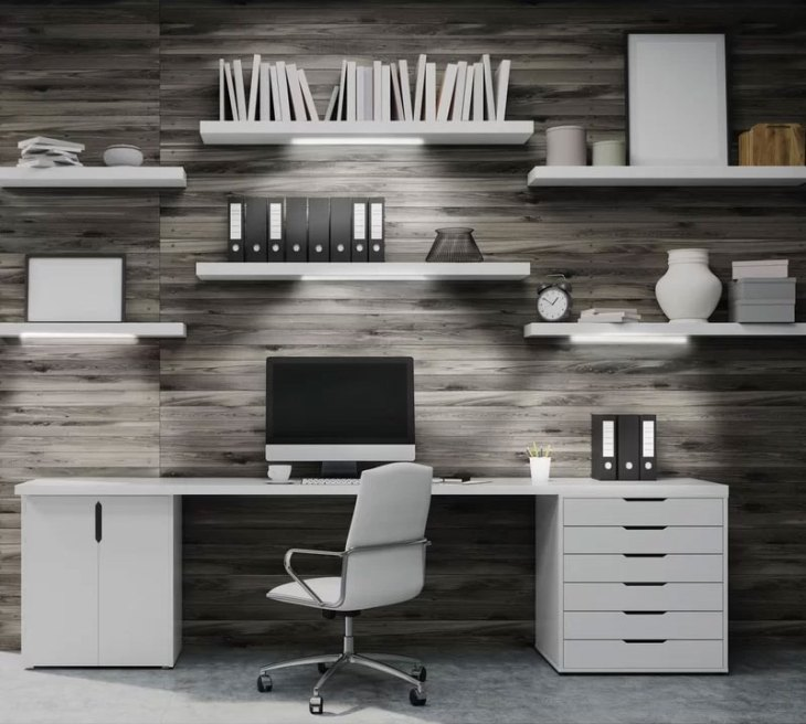 Organized Home Office – Shop the Look