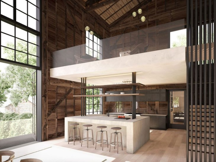 48 Madison Luxurious Converted Church House in The Hamptons