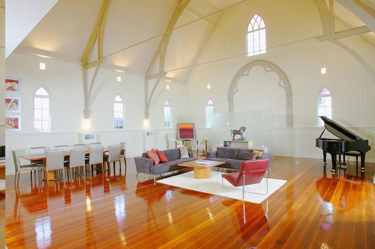 Circa1867 Converted Church House in Brisbane, Australia