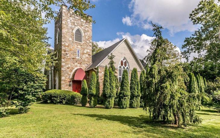 Stevenson Methodist Church Conversion