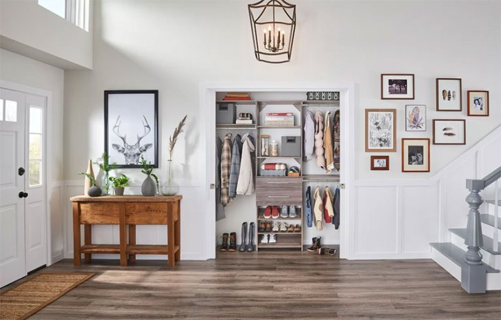 5 Daily Cleaning Tips: Organize the Foyer