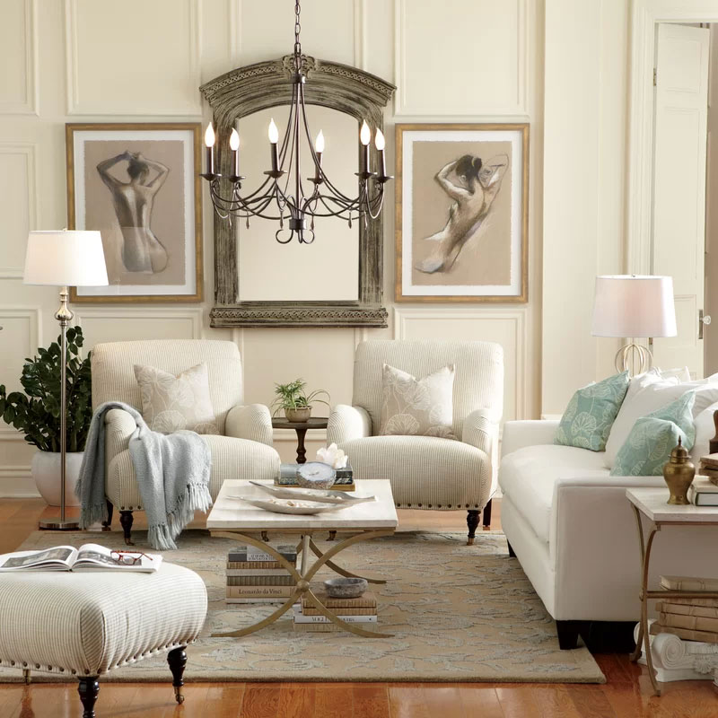 Handy Guide to Living Room Layouts & Measurements