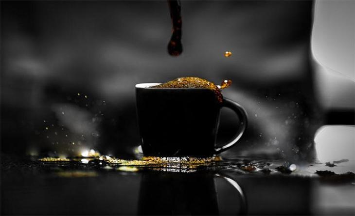 Starbucks Coffee Contains Dihydrogen Monoxide