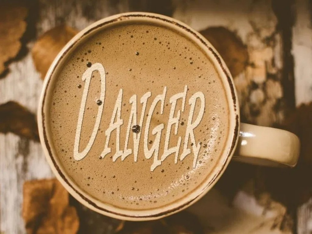 Health Alert: Your Morning Coffee Contains Dihydrogen Monoxide