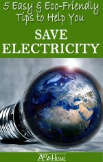 Eco Friendly Electricity Saving Tips