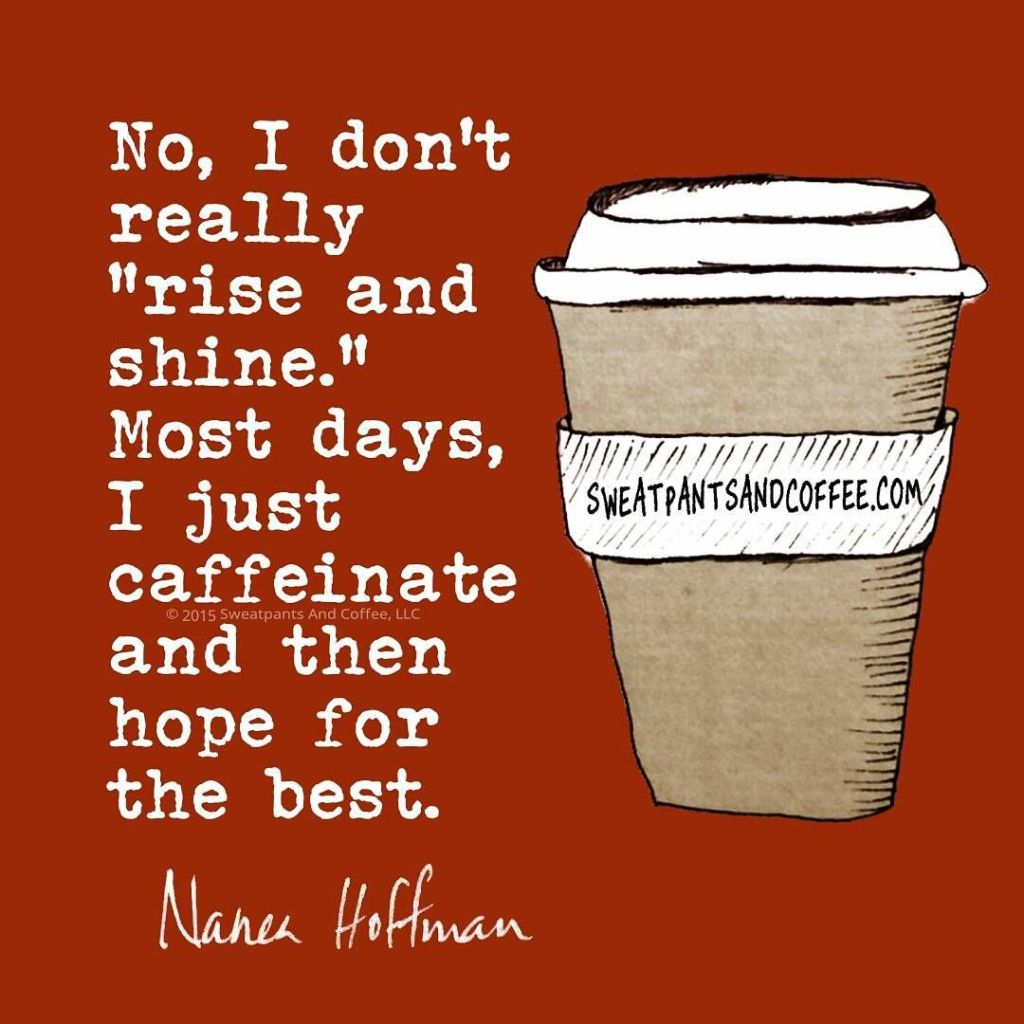 Memes About Mornings   Nanea Hoffman Rise and Shine Quote