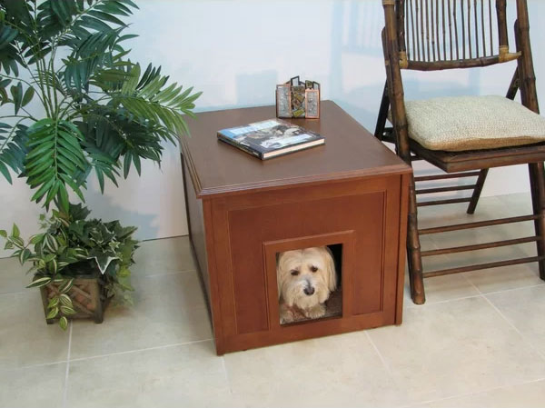 Crown Pet Dog Cabinet