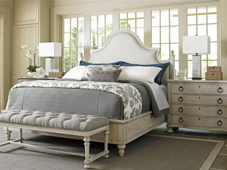 Lexington Arbor Hills French Country Bedroom
