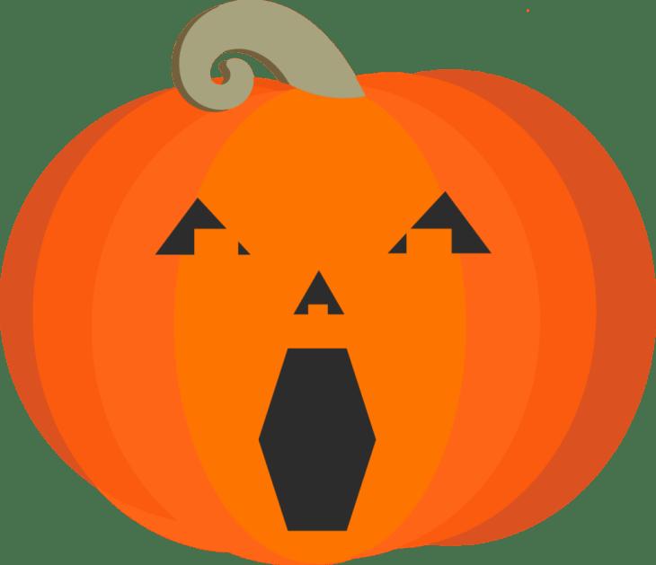 Pumpkin Halloween Emoji | Halloween Clip Art