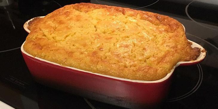 Easy Southern Corn Casserole Recipe