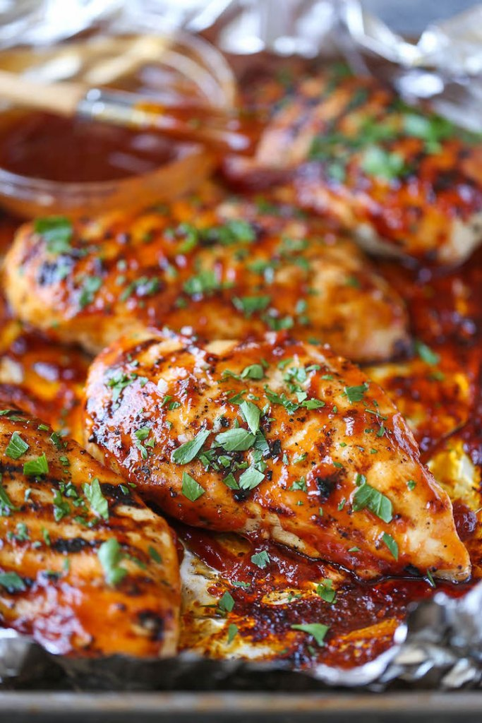 Mouth-Watering BBQ Chicken Breasts