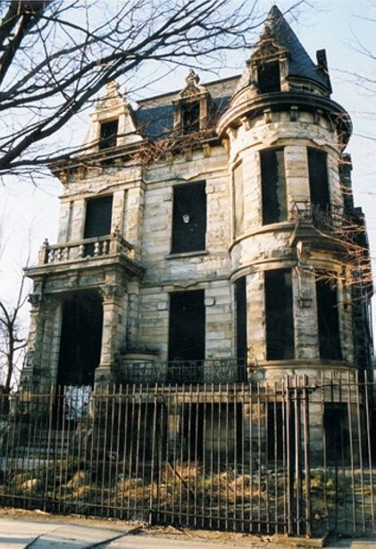 Abandoned Century Home