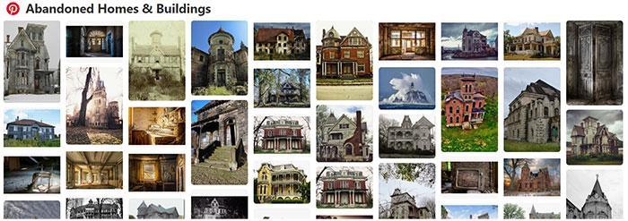 Find Abandoned Home Images on Pinterest