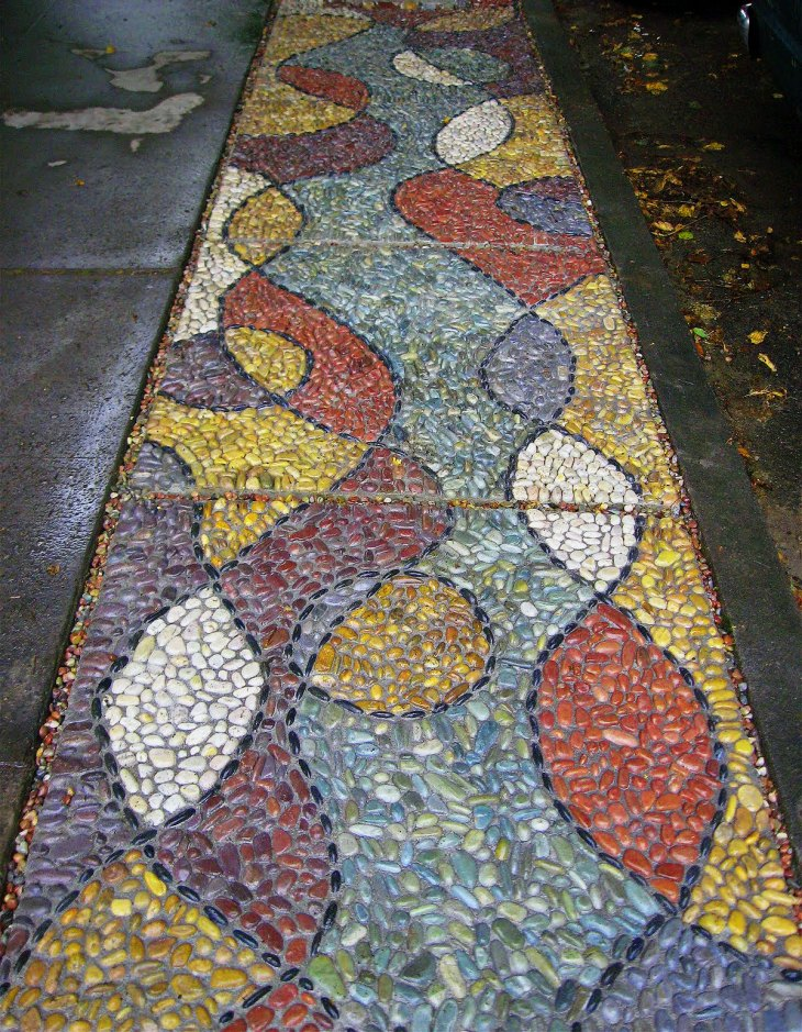 Carnaval Mosaic Panels