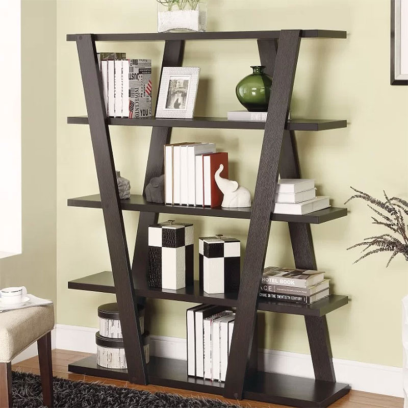 Czarnecki Inverted Support Bookcase