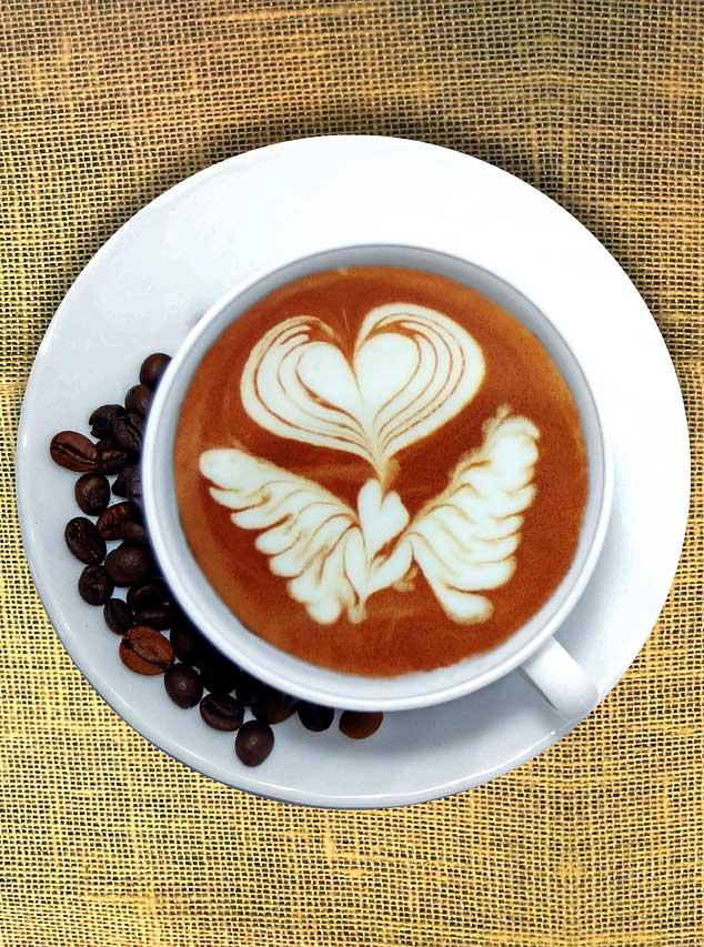 Lovely Latte Art