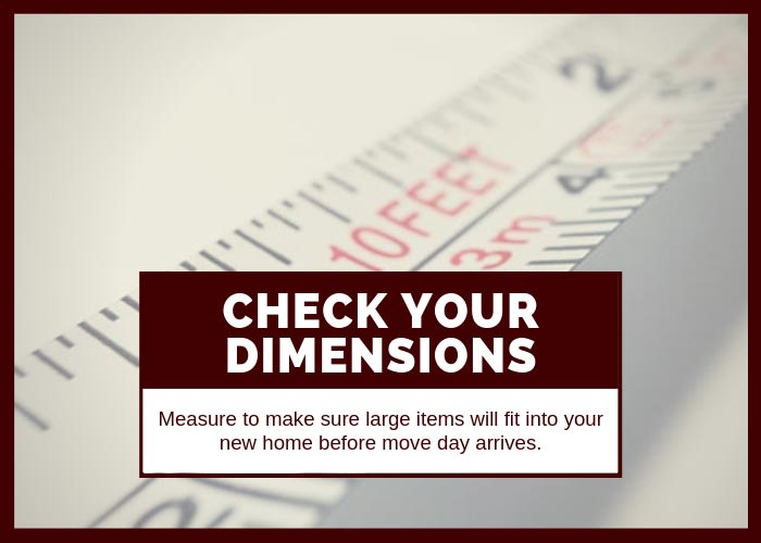 Moving Hacks 1 Check Your Dimensions