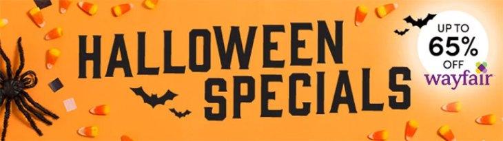 Wayfair Halloween Sale!