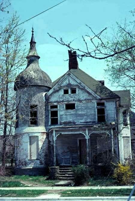 Becker Stachlewitz House