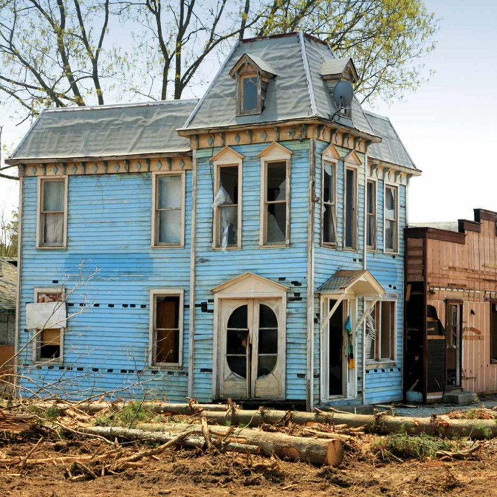 Abandoned Victorian Home