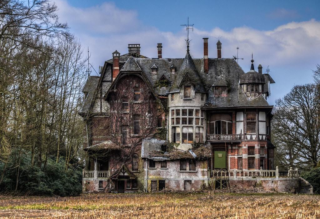 Abandoned Villa Nottebohm