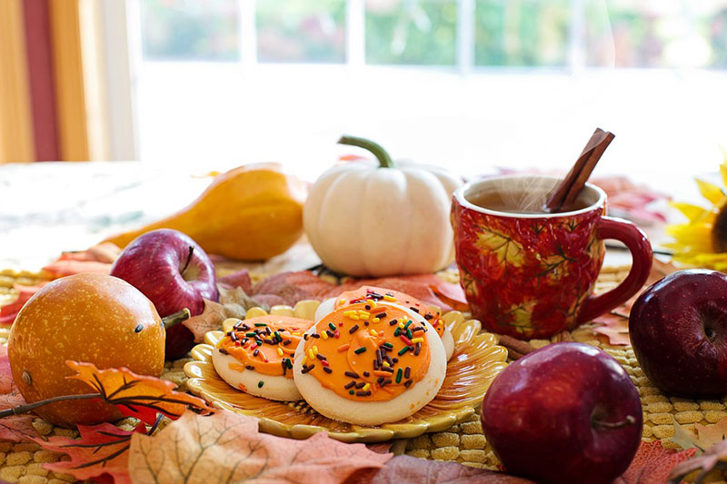 Bake up a Batch of Fall Cookies
