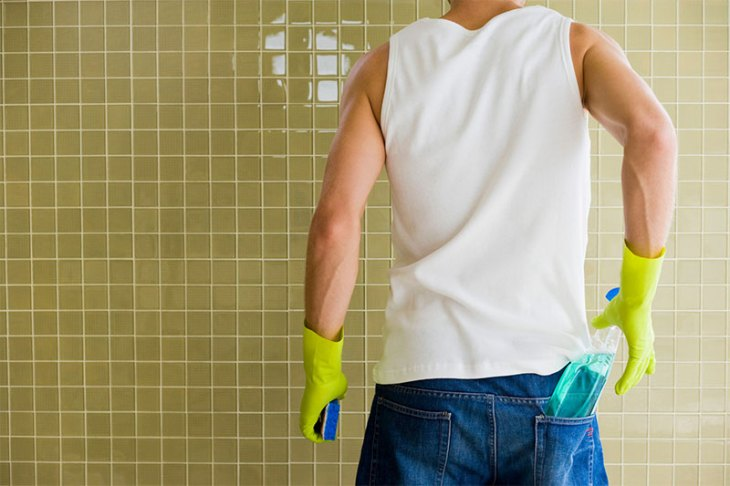 Get Started House Cleaning