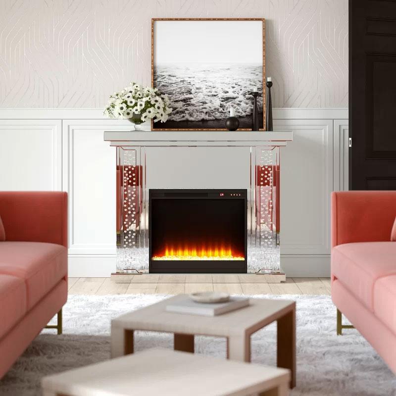 Abbott Electric Fireplace