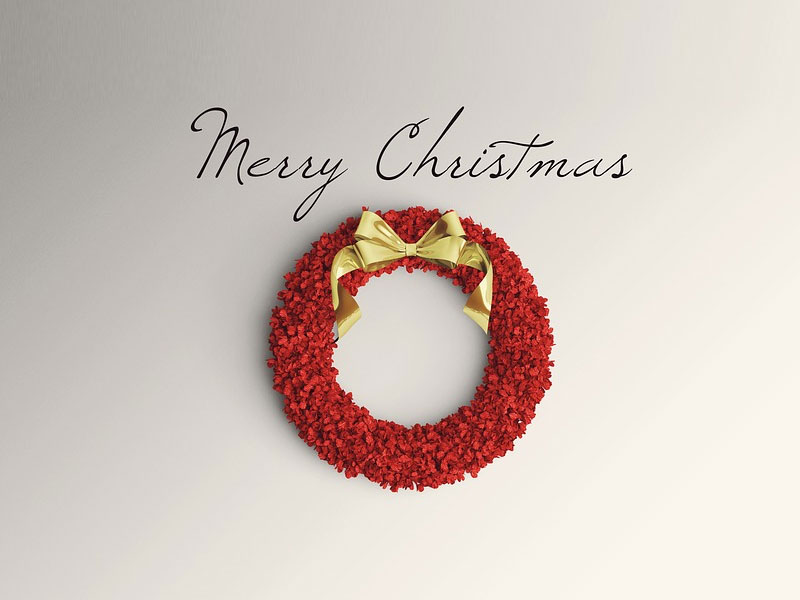 Beautiful Christmas Wreaths 2019