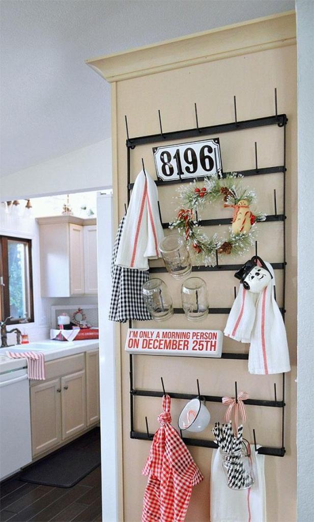 Christmas Cup Rack | DIY Christmas Decorations
