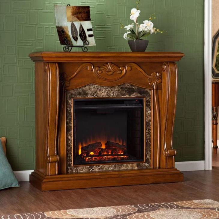 Henjes Electric Fireplace
