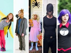 Netflix Inspired Halloween Costume Ideas