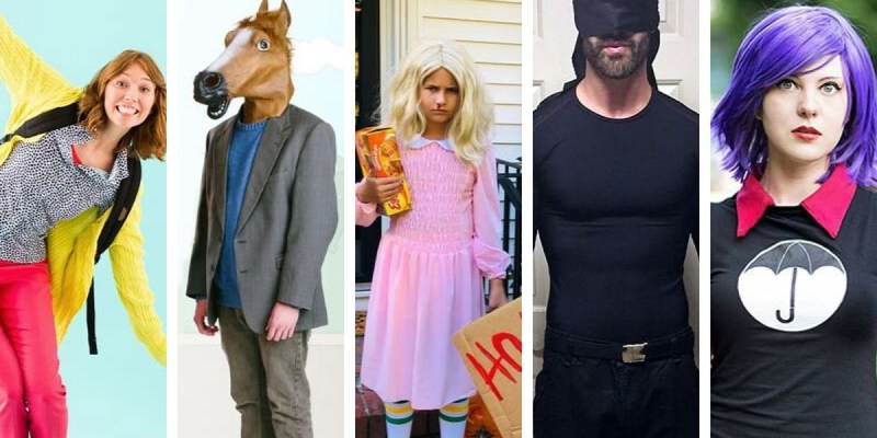 Netflix Inspired Halloween Costume Ideas