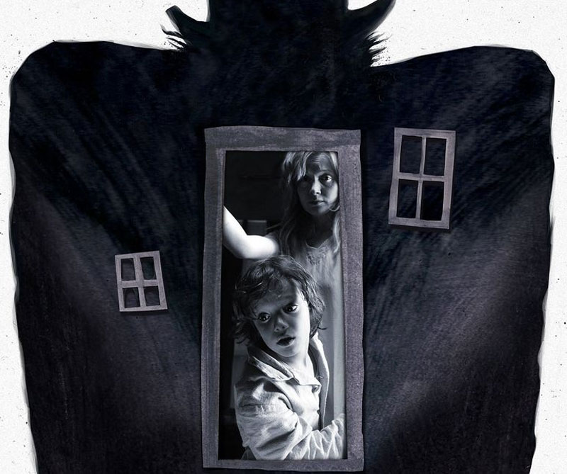 The Babadook (2014) Horror Movie