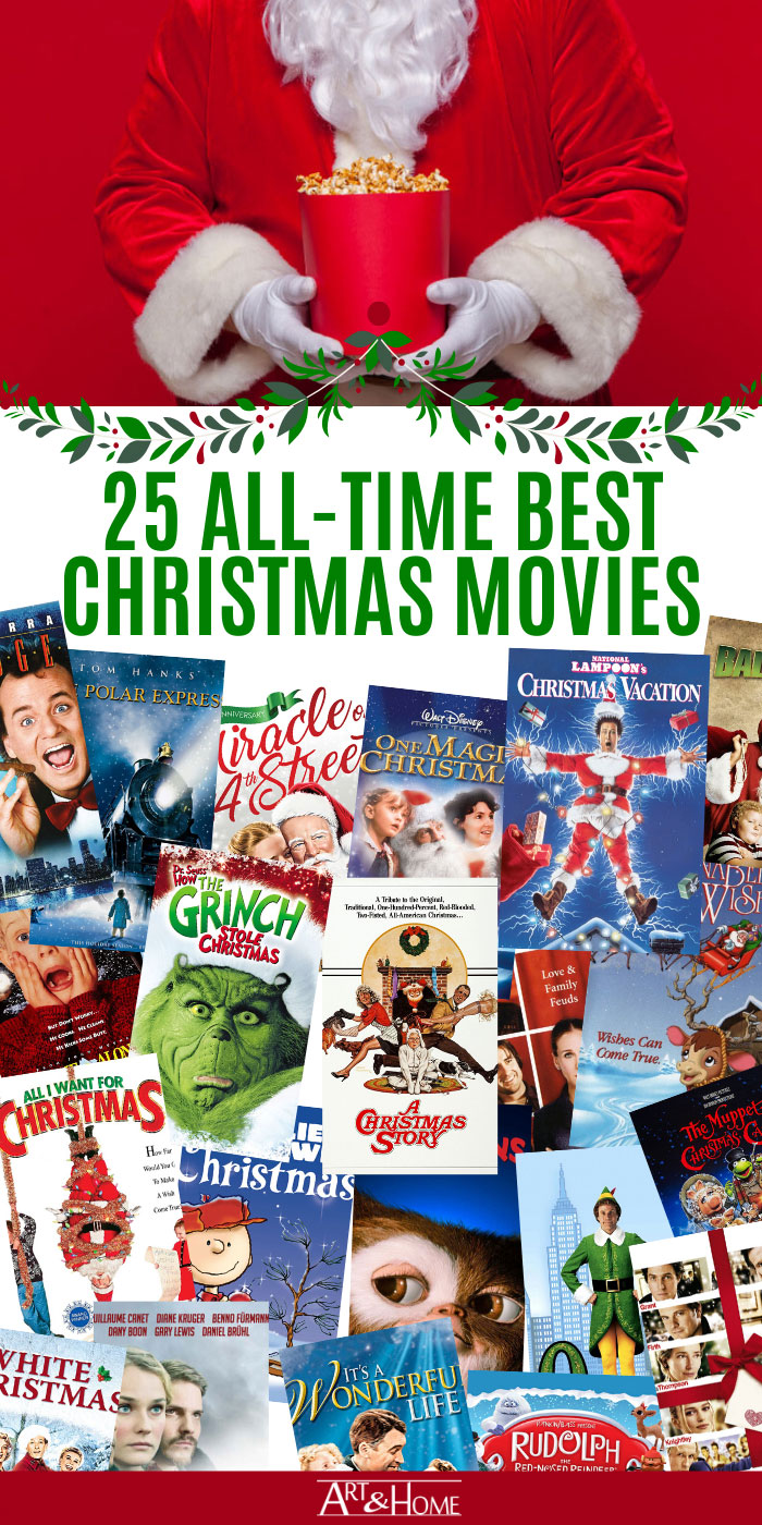 25 All-Time Best Christmas Movies