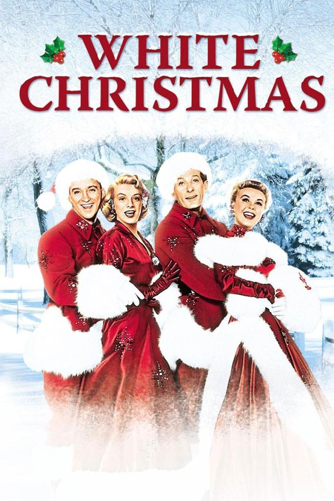 White Christmas Bing Crosby Classic Christmas Movie