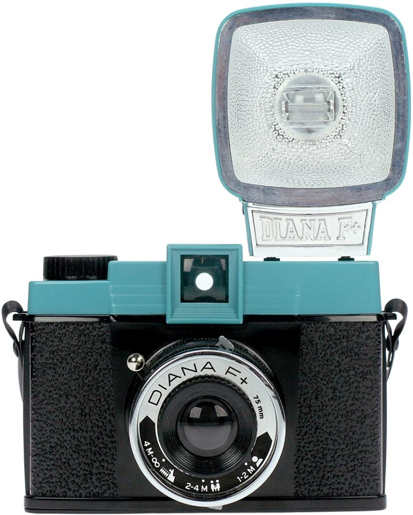 Diana F+ Medium Format Toy Camera