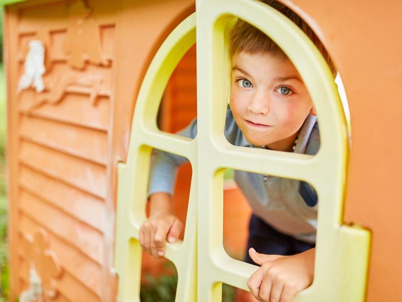 Shop Kids Playhouses at Wayfair