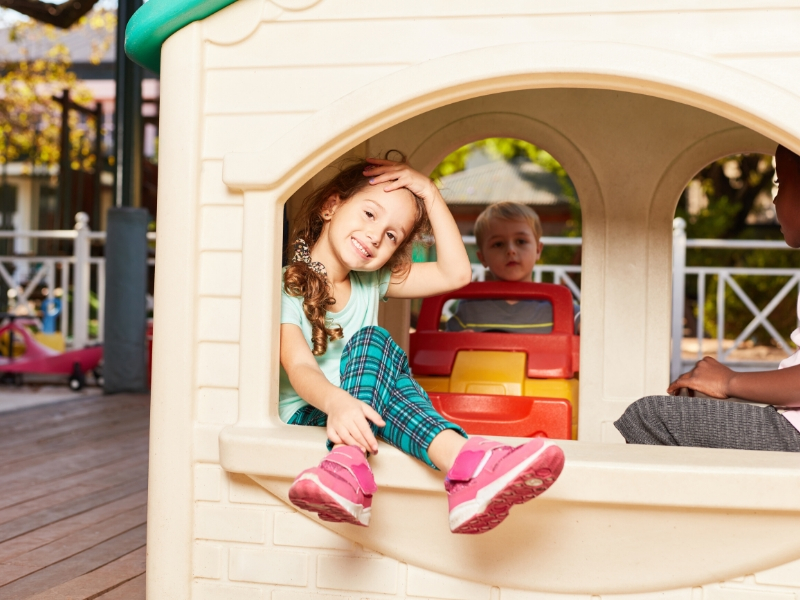 Finding the Right Playhouse for Your Kids