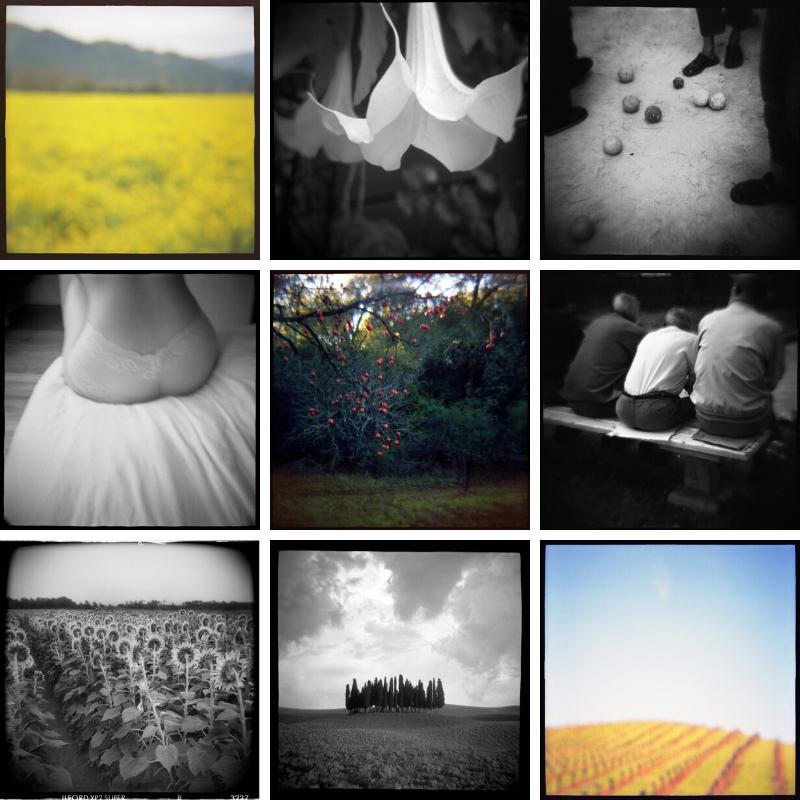 Daniel Grant Toy Camera Photography