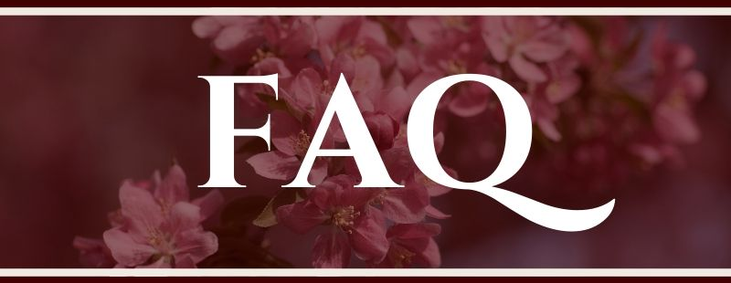 Flowering Crabapple Frequently Asked Questions