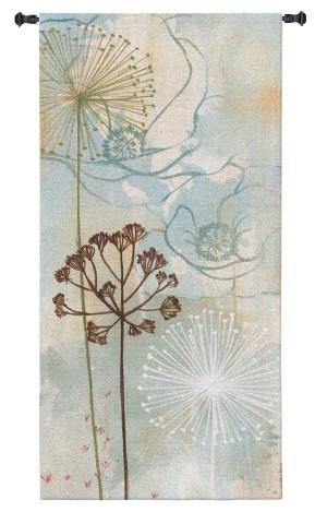 Luminosa | Large Woven Art Tapestry | 62 x 31