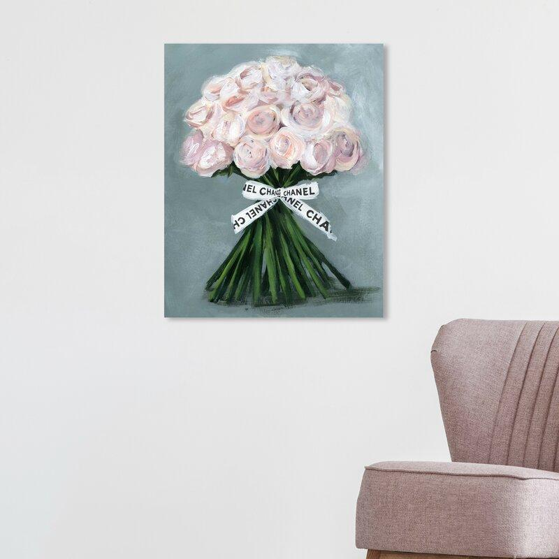 The Perfect Bouquet Floral Wall Art