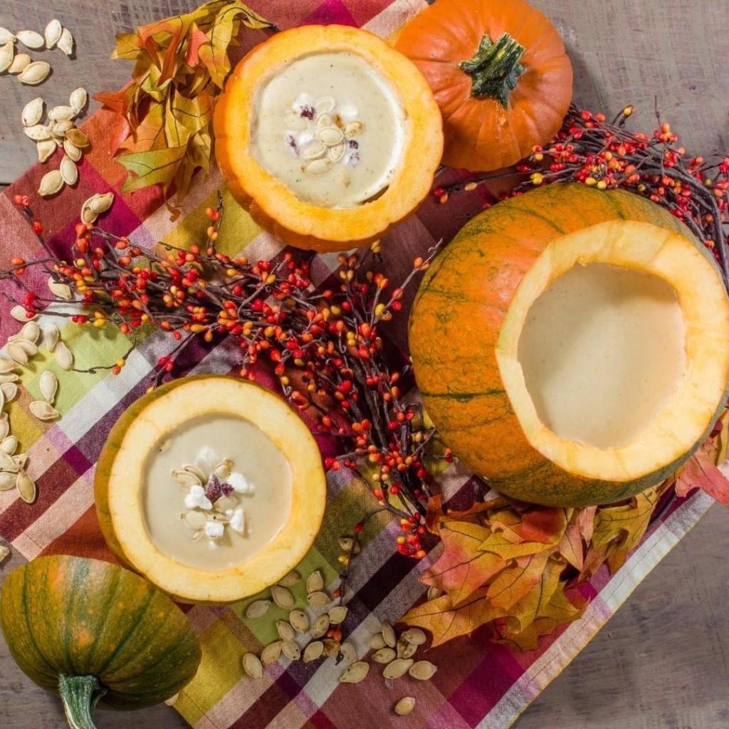 Fall Pumpkin Soup
