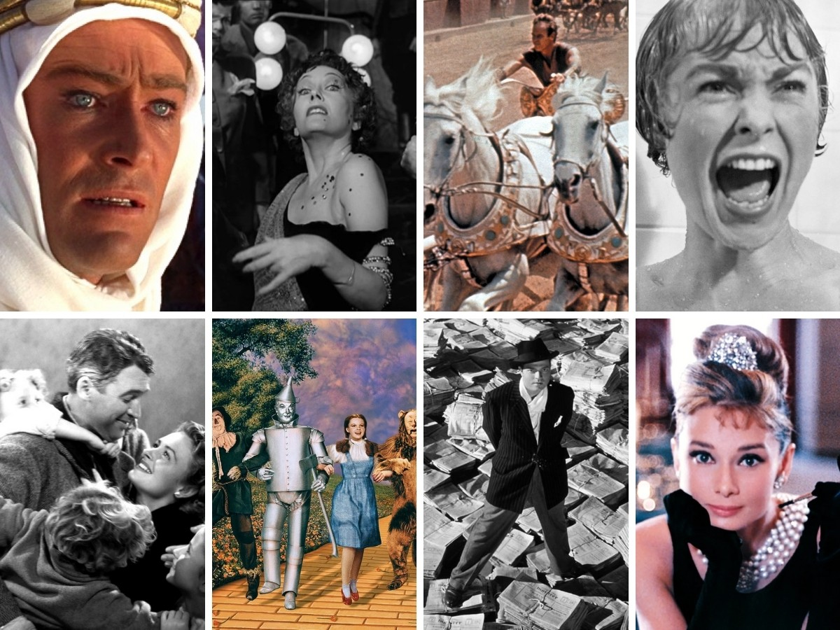 50 Best Classic Movies Over 50 Years Old