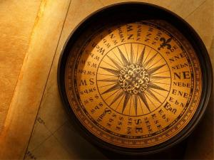 Compass Rose Decor