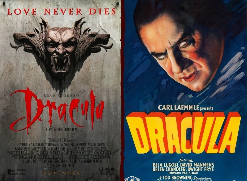 Bram Stoker's Dracula Movie Remake vs Original