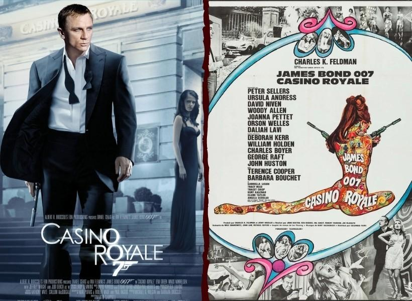 Casino Royale Movie Remake vs Original